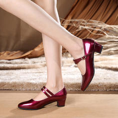 Ballroom Character Shoes Heels Leatherette Latin