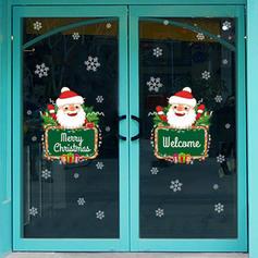 Moderner Style Klassische Art Weihnachten Jede Form Stillleben Wandaufkleber 2er Set