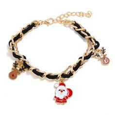 Unique Sexy Exotic Alloy Bracelets Christmas Jewelry