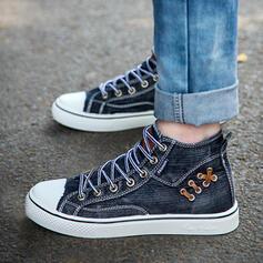 Unisex Tela Casual al aire libre con Cordones zapatos