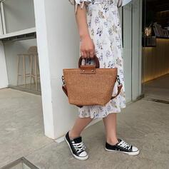 Élégante/À la mode/Style bohémien/Tressé Sacs fourre-tout/Sacs de plage