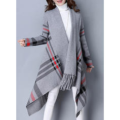 Plaid Oversized/Cold weather Wraps