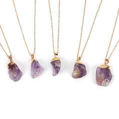 Unique Exquisite Natural Stone Necklaces