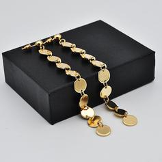 Beautiful Copper Women's Fashion Earrings (Set of 2)