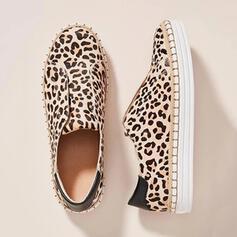 De mujer Cuero Casual al aire libre zapatos