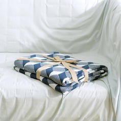 Super Soft Cotton Throw Blankets