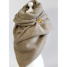 Solid Color/Retro/Vintage Shawls/fashion/Comfortable/Triangle Scarf