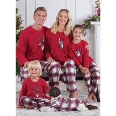 Plaid Perhe vastaavia Joulu Pyjama