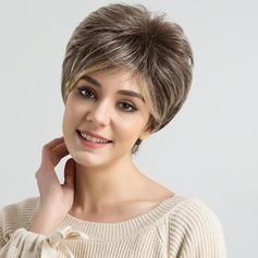 Kinky Rovný Syntetické vlasy Syntetické paruky 130g