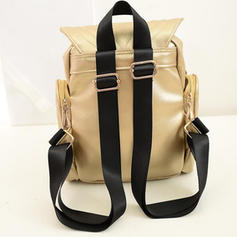 Attractive PU Backpacks Bags