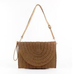 Elegant/Vintga/Bohemian Style/Braided/Simple Clutches/Shoulder Bags/Beach Bags