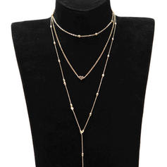 Gorgeous Alloy Women's Necklaces