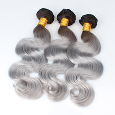 4A Ciało Ludzki włos Ludzkie włosy splot (Sprzedawane w jednym kawałku) 100g