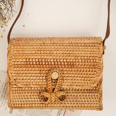 Opletené Crossbody tašky/Tašky přes rameno/Plážové tašky