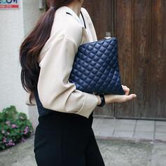Elegant/Modern/Personlig stil PU Grepp/Mode hand väskor
