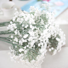 28'' Baby's Breath & Berry Silk Silk Flowers (Set of 2)