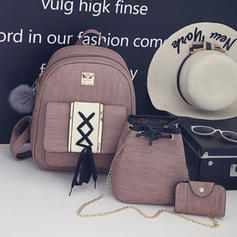 Unique/Charming/Fashionable PU Shoulder Bags/Bag Sets/Backpacks/Wallets & Wristlets