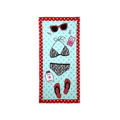 Bolinhas/Color Block/Boêmia/Geométrico Peso leve/moda/Multifuncional/Areia livre/Secagem rápida/Bloco de cores toalha de praia