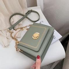 Modern/pendling Satchel/Axelrems väskor