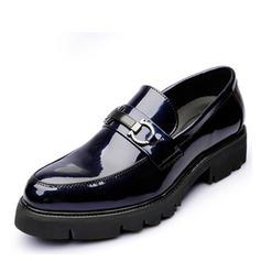 Horsebit Loafer Casual Microfiber Leather Men's Men's Loafers