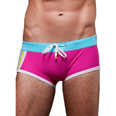 Men's Splice color Briefs Swimsuit