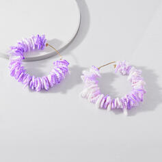 Charming Hottest Shell Alloy Earrings