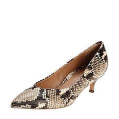 Femmes PU Talon stiletto Escarpins Bout fermé avec Autres chaussures