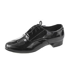Men's Latin Ballroom Practice Character Shoes Leatherette Latin