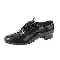 Men's Leatherette Latin Ballroom Practice Character Shoes Dance Shoes