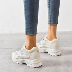 Γυναίκες Ανέμελος ΕΞΩΤΕΡΙΚΟΥ ΧΩΡΟΥ Με Κέντημα-επάνω παπούτσια
