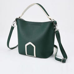 Elegant PU Shoulder Bags/Bucket Bags/Hobo Bags