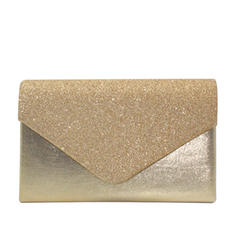 Elegant/Luxury Velvet/Sequin/Sparkling Glitter Clutches