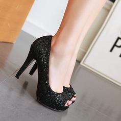 Women's Leatherette Stiletto Heel Flats