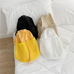Elegant Canvas Shoulder Bags/Beach Bags/Bucket Bags