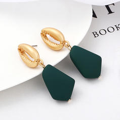 Fashionable Alloy Women's Earrings