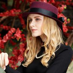 Damer' Särskilda Ull med Bowknot Diskett Hat