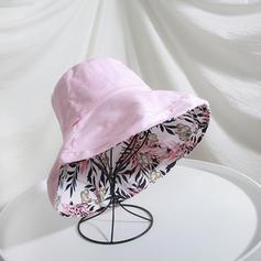 Dames Le plus chaud Coton Chapeaux de plage / soleil/Chapeau de seau