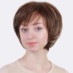 Kudrnatý Syntetické vlasy Syntetické paruky 130g