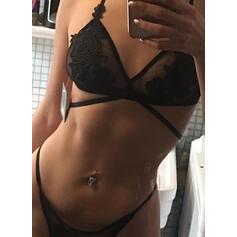 Nylon Pizzo Set di lingerie