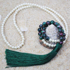 Fashionable Classic Simple With Tassels