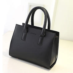 Elegant PU Satchel/Shoulder Bags