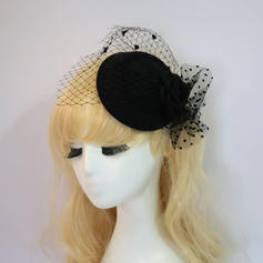 Ladies' Elegant/Charming Net Yarn Fascinators/Tea Party Hats
