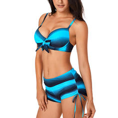 Underwire Push Up Strap Sexy Bikinis Swimsuits
