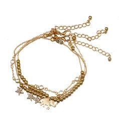 Eenvoudig Legering Vrouwen Strand sieraden