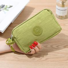 Color sólido/Simple Bolsas de mano/Carteras y Puños