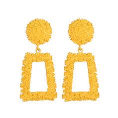 Magnifique Alliage Dames Boucles d'oreille de mode