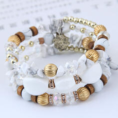 Exquisite Charming Alloy Bracelets