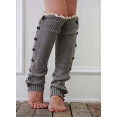 Einfarbig Komfortabel/Damen/Calf Socks Socken/Strümpfe Socken