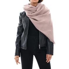 Твердий колір Привабливий/Холодна погода Шарф