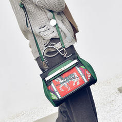 Modern/Delikat Satchel/Tygväskor/Axelrems väskor